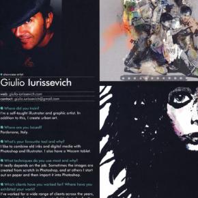 Giulio in Digital Arts UK