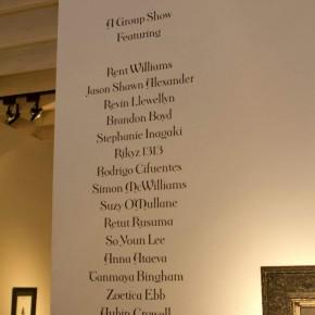 [Documentation] Veneris XII; Ketut's Latest Exhibition in California