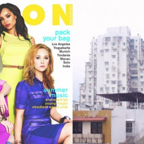 Noran talks about Travel Photography in Nylon